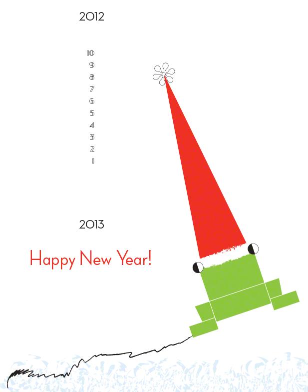 2012-2013 Holiday Card